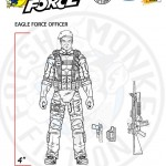 Eagle Force Returns : Eagle Force Officer