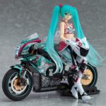 Figma – Racing Miku 2013 + EX:Ride
