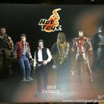 Catalogue Hot Toys 2015 : Marvel, Terminator, MGS