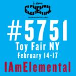 IamElemental sera à la Toy Fair