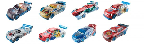 CARS ICE RACER
