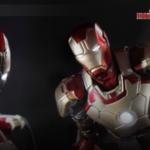 "Play Imaginative : figs 6"" Iron man en métal"