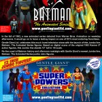 Batman Animated Series en mode jumbo
