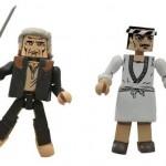 Kill Bill Masters of Death : les Minimates dispo