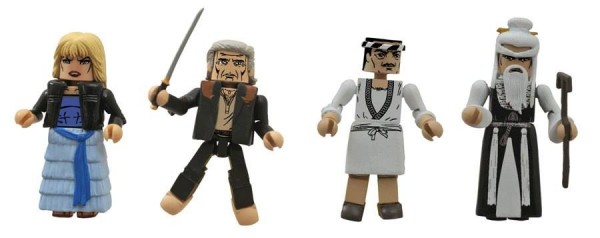 kill bill minimates masters of death