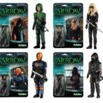 Arrow ReAction et POPVinyl les dates de sorties