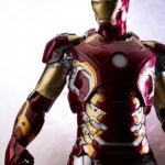 Avengers: Age of Ultron Iron Man Mark 43 ARTFX