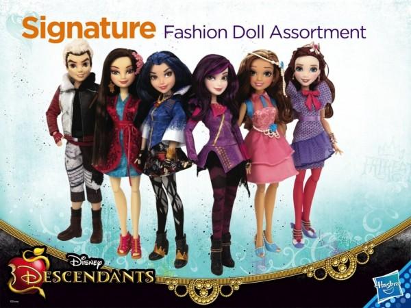 Descendants Hasbro