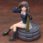 Girls und Panzer Yukari Akiyama Ani*Statue