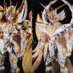 Saint Seiya Soul of Gold premier visuel de Mü et Shaka Mcex
