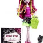 Catalogue Mattel France : les nouveautés Monster High