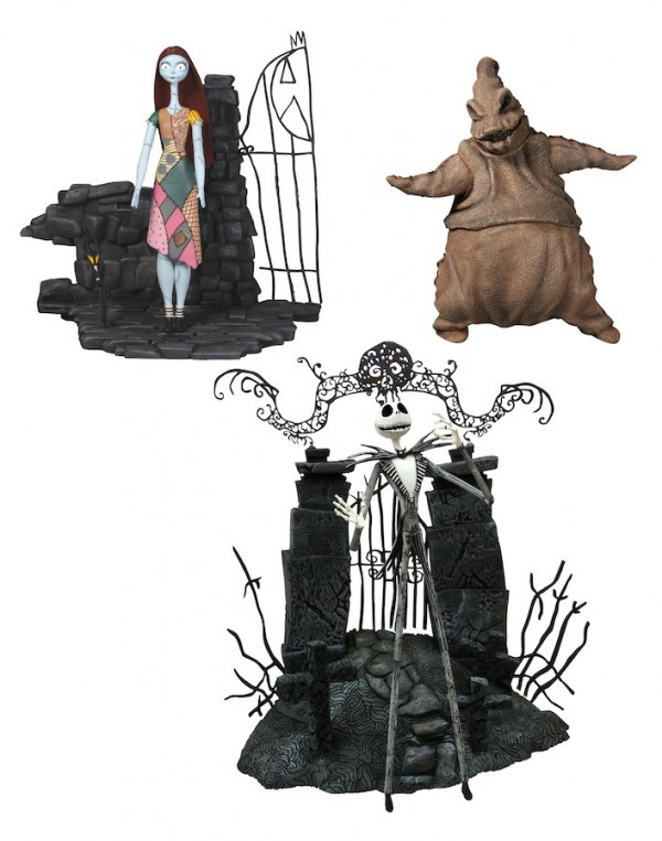 Nightmare Before Christmas Select Action Figures Series 1 Asst.