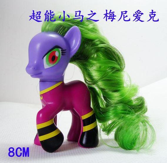 My Little Pony Friendship is Magic - Season 4 Ep.6 - Power Ponies