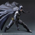 1ère images du Batman Arkham Knight Play Arts Kai