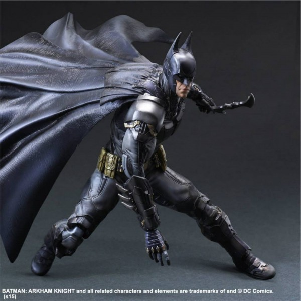 Play Arts Kai Arkham Knight Batman