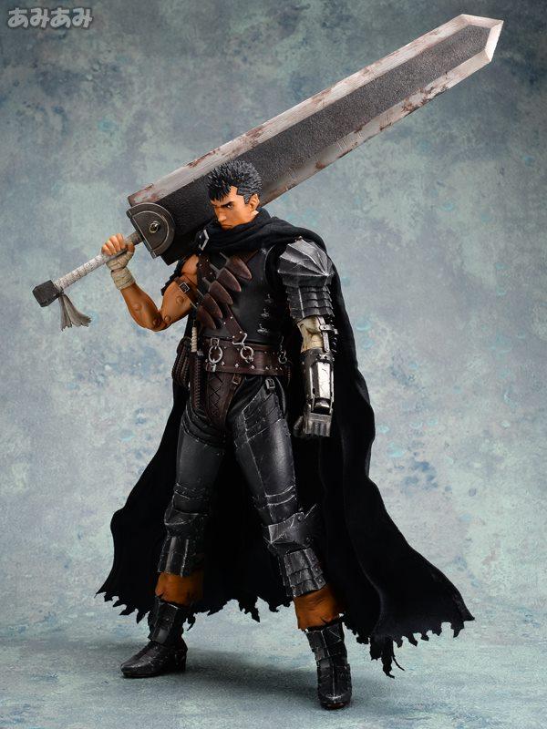 RAH  Berserk Guts The Black Swordsman