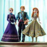 La Reine des Neiges nouvelles poupées en édition limitée