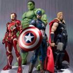 S.H.Figuarts Avengers AoU les images de Hulk, Cap America, Thor et Iron Man M45