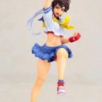 Street Fighter Sakura Bishoujo Statue