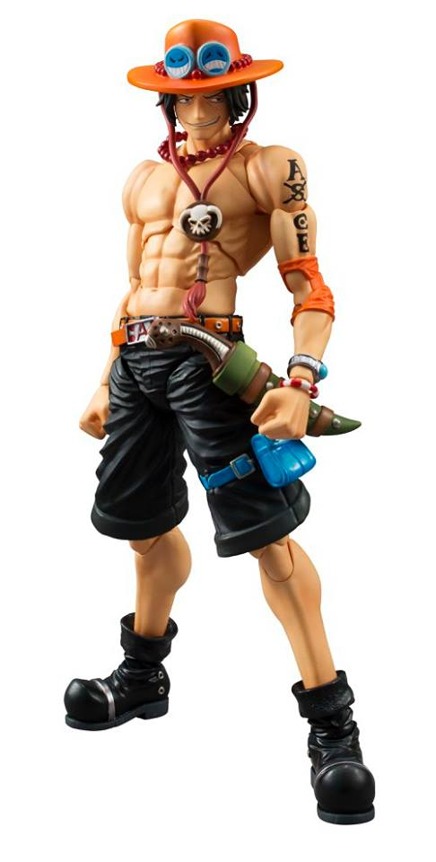 VARIABLE ACTION HEROES- ONE PIECE- ACE
