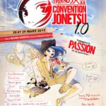 Agenda Week-end : Convention Jonetsu à Paris