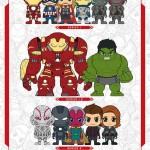 Avengers Age of Ultron : encore plus de Hot Toys Cosbaby