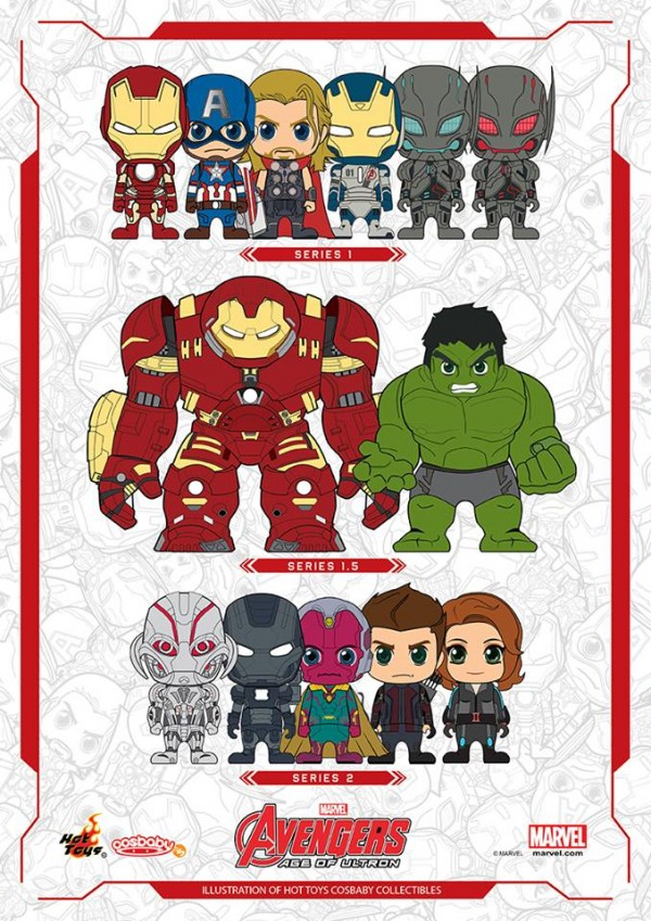 age of ultron cosbaby