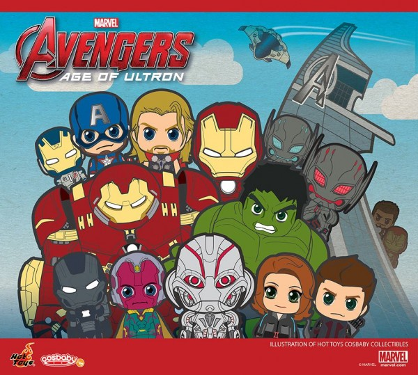 avengers age of ultron cosbaby