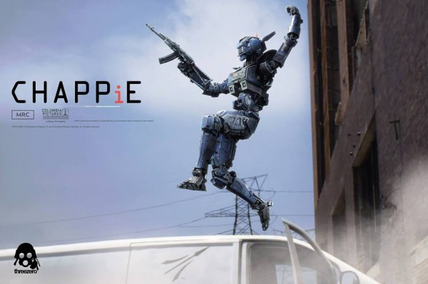 chappie threezero