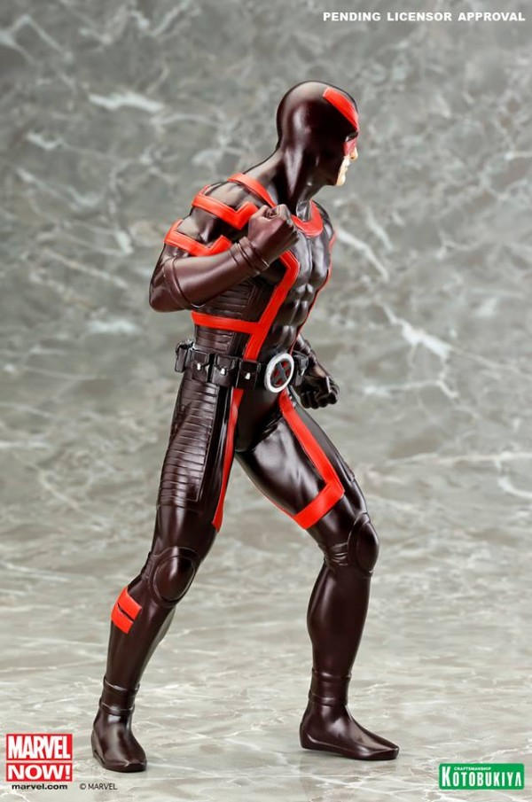 Advance Look: Marvel Now! X-Men Cyclops ARTFX+ Statue