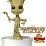Un véritable Dancing Baby Groot par NECA