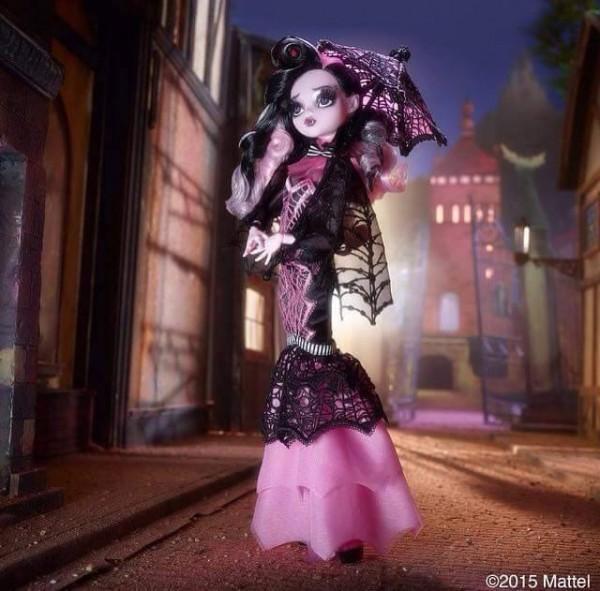 Monster High 2015 : Sweet 1600 Draculaura