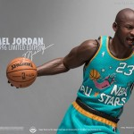 Enterbay : Michael Jordan NBA All-star 1996