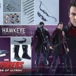 Avengers AoU : Hawkeye par Hot Toys