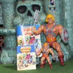 Mini Comic Deluxe pour les figurines MOTU Géantes