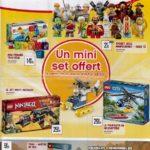 Promo Lego chez Jouéclub