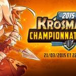 1er Championnat du Monde de Krosmaster ce week-end