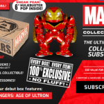 Marvel Collector Corps : l'envoi en France disponible