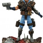 Marvel Select  : Cable dispo