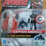 Avengers Age of Ultron : Review Captain America vs Sub-Ultron 002