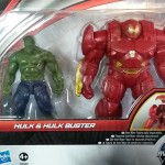 Avengers Age of Ultron : Review Hulk & Hulkbuster