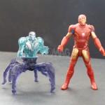 Avengers Age of Ultron : Review Iron Man (Mark 43) vs Sub-Ultron 001