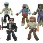 Walking Dead : nouveaux Minimates exclu TRU