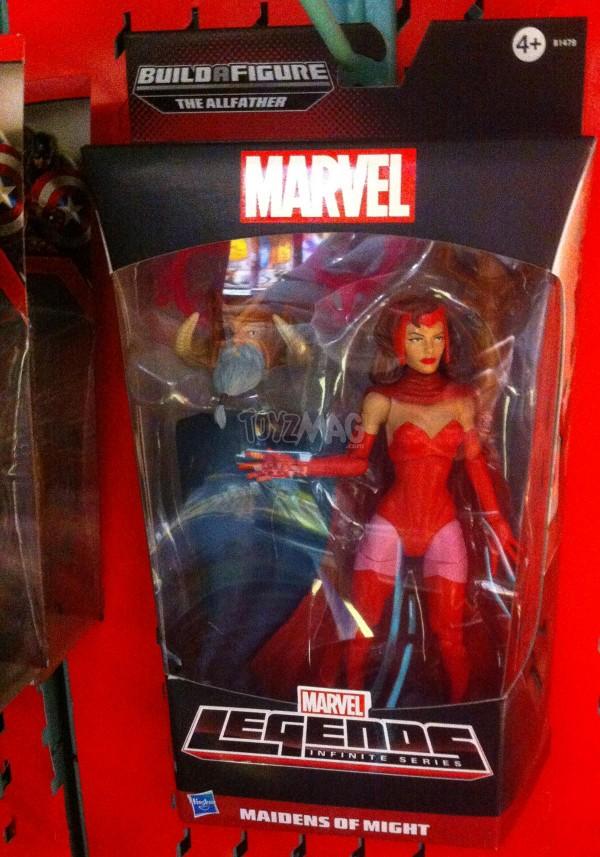 Marvel Legends bad odin - scarlet witch