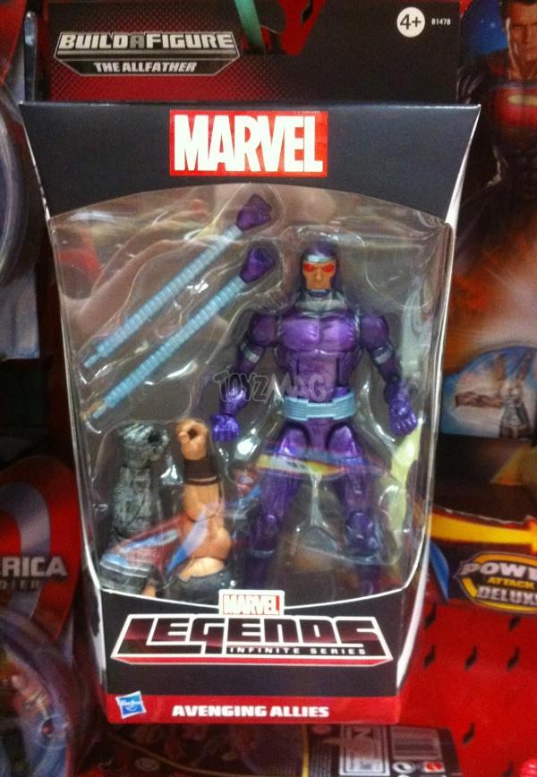 Marvel Legends bad odin - machin man