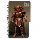 Mythic Legions : Barbarian Builder set & FANtastic exclusive