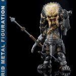 Hybrid Metal Figuration AVP Scar Predator