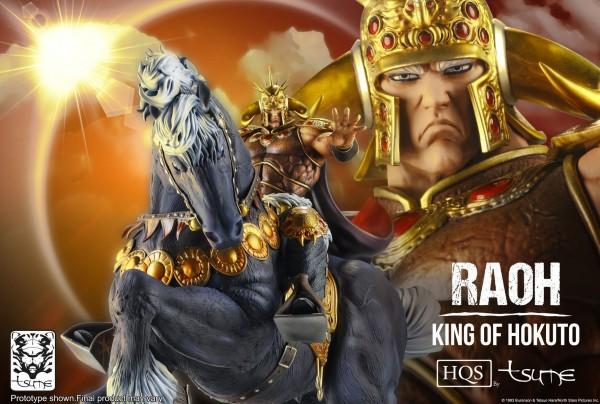 RAOH KING OF HOKUTO HQS BY TSUME