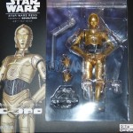 Revoltech Star Wars  : Review C-3PO Revo #003