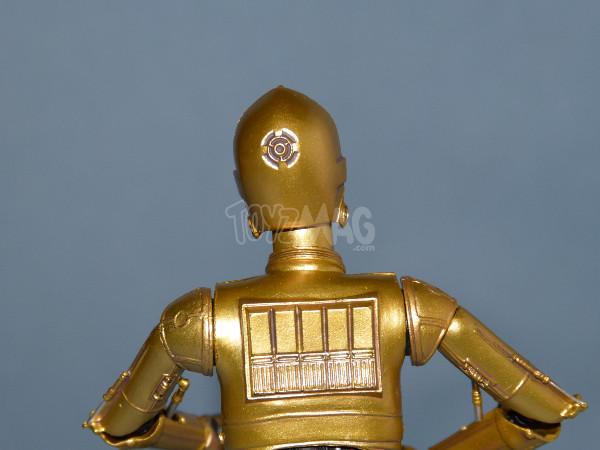 revo C-3PO revoltech kaiyodo star wars 15